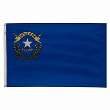 4x6 ft NEVADA The Battle Born State OFFICIAL STATE FLAG Outdoor Nylon USA Made