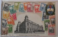Argentinien, Buenos Aires- Briefmarken, Prägedruck 1902 (10036)