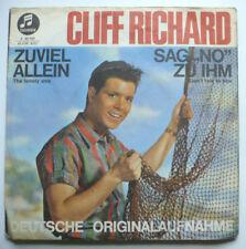 """CLIFF RICHARD - Sag 'no' zu ihm - 7""""-Single"""
