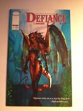 Defiance  #2– Image Comics – First Printing – 2002 In very fine+/NM condition.
