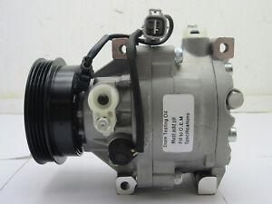 AC Compressor For 1996-1998 Toyota Tercel 1.5L (1 Year Warranty) New 77338