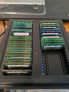 128GB Lot of DDR3 SODIMM Laptop RAM