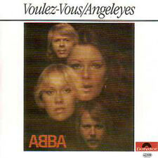 CD SINGLE ABBA Voulez vous 2-Track card sleeve