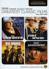 John Wayne Widescreen PG Rated DVDs & Blu-ray Discs
