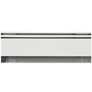 Fine/Line 30 5 ft. Hydronic Baseboard Heating Enclosure Only Cover in Nu-White