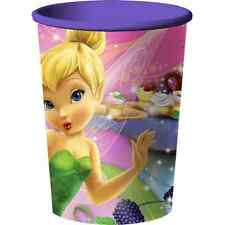 Tinker Bell Sweet Treats Disney Fairies Birthday Party Favor 16 oz. Plastic Cup