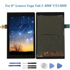 For Lenovo Yoga Tab 3 -850F YT3-850F LCD DisplayTouch Screen Digitizer  Assembly