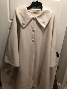 Vintage Amanda Smith Cloak/cape/wrap coat/will most sizes