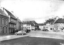 22 LA ROCHE-DERRIEN CARTE POSTALE LA PLACE 1964