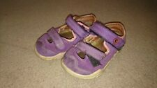 ricosta pepino purple sandals start rite right UK 5.5