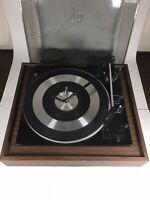 Vintage Record Player, Turntable, Turntable Tested, As-Is
