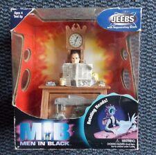 Vintage En parfait état, dans sa boîte MEN IN BLACK tourne Régénérant têtes Deluxe Action Figure GALOOB 97