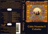 Celtic Mysteries II cassette (NEW!) Calverley World Celtic
