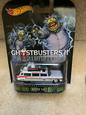 Hot Wheels GHOSTBUSTERS 2 ECTO 1A Retro Entertainment NON-MINT