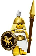 LEGO Minifigures Series 12 Greek / Roman Battle Goddess Minifig soldier army