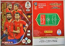 "Panini Adrenalyn XL World Cup 2018 Russia/ ""Power 4"" - Nr. 403: SPAIN (SPA)"