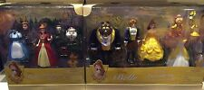Belle Beauty and the Beast Polly Fashion Play Set of 2 Castle Disney Parks NEW