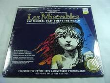 Les Miserables 10th Anniversary -  Laserdisc - Sealed New -