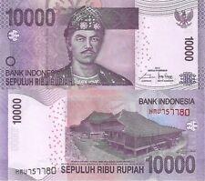 Indonesia 10000 Rupiah (2014) - p150f UNC