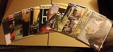 Walking Dead #145-#156 Lot #154 Lot 1st appearance Beta Death of Alpha 1st Print