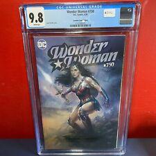 Wonder Woman, Vol. 5 #750 - Lucio Parrillo Variant - CGC 9.8