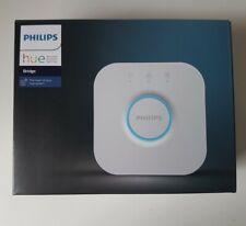 Philips Hue Smart Home Bridge 2.0 White New & Boxed Alexa