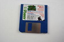 Amiga Format cover disk 25 Mega lo Mania RunMe Last Hope Jumper TESTED WORKING