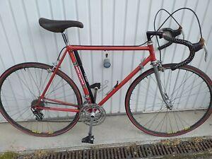 Vélo Ancien FAGGIN road old bike bici epoca NO ROUTENS eroica vintage rare