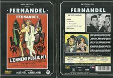 DVD - L' ENNEMI PUBLIC N° 1 avec FERNANDEL ( 1953 ) / COMME NEUF