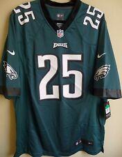 NFL Nike Philadelphia Eagles Football LeSean McCoy #25 Game Jersey XL NEW