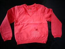 pull rouge 6 ans - MARESE - comme NEUF - jamais porté, juste lavé