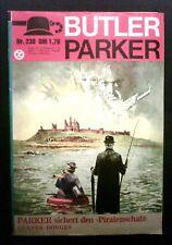 Butler Parker Nr.: 238