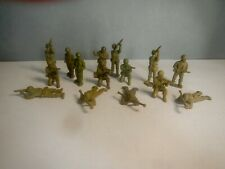 Airfix Plastic 1/32 Scale 15x 1st series British Paratroopers