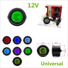 """12V 2"""" 7 Color 52mm Car SUV Digital LED Turbo Boost Vacuum Pressure Gauge Meter"""