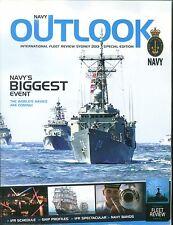 Navy Outlook ~ International Fleet Review 2013