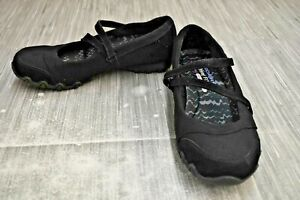 **Skechers Relaxed Fit Bikers Get-Up 49405W Mary Jane, Women's Size 6.5W  NEW