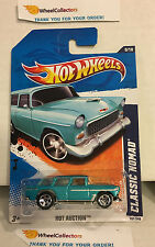 Classic Nomad #167 * TEAL Kmart Only * 2011 Hot Wheels * z13