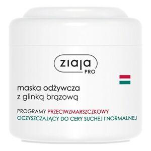 ZIAJA PRO NOURISHING MASK WITH BROWN CLAY