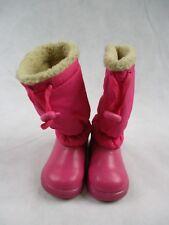 Niñas Rosa Botas de lluvia por Ladybird UK Size 5 EUR 22