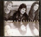 WILSON PHILLIPS - Shadows And Light - US CD Emi 1992 - You Won't See Me Cry