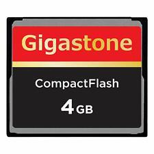 Dane-Elec/Gigastone 4GB Compact Flash Memory Card for Nikon D70 and Canon XT