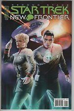 Star Trek New Frontier #1 comic book Next Generation TNG TV show series movie