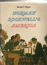 Norman Rockwells America by Norman Rockwell, Readers Digest Edition, Christoph