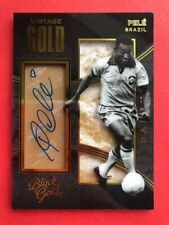 Panini Black Gold Pele Auto Brazil SP Case Hit