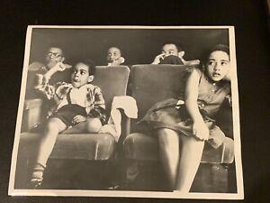 1953 Original Joe Louis Type 1 Boxing Photo PSA Ready Mint Rare Emotional Moment