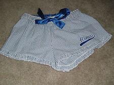 Kansas Jayhawks University Womens/Girls Shorts sz. Small New w.Tags! NCAA