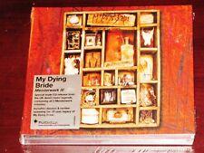 My Dying Bride: Meisterwerk III 3 CD Box Set 2016 Peaceville UK CDVILEB638 NEW