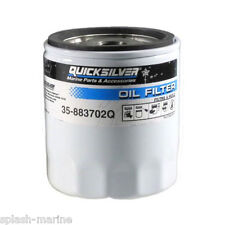 Genuine Mercruiser 4.3L Carb / 4.3LX carb / 4.3l EFI V6 Oil Filter - 35-883702Q