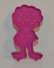 "3.5"" Baby Bop Beach 1993 Cookie Cutter ? Play Doh Mold Plastic Barney & Friends"