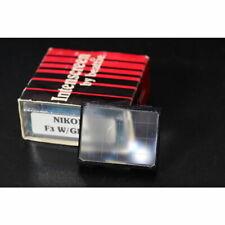 Beattie Intenscreen Gitterscheibe Nikon F3 - Focusing Screen - Einstellscheibe